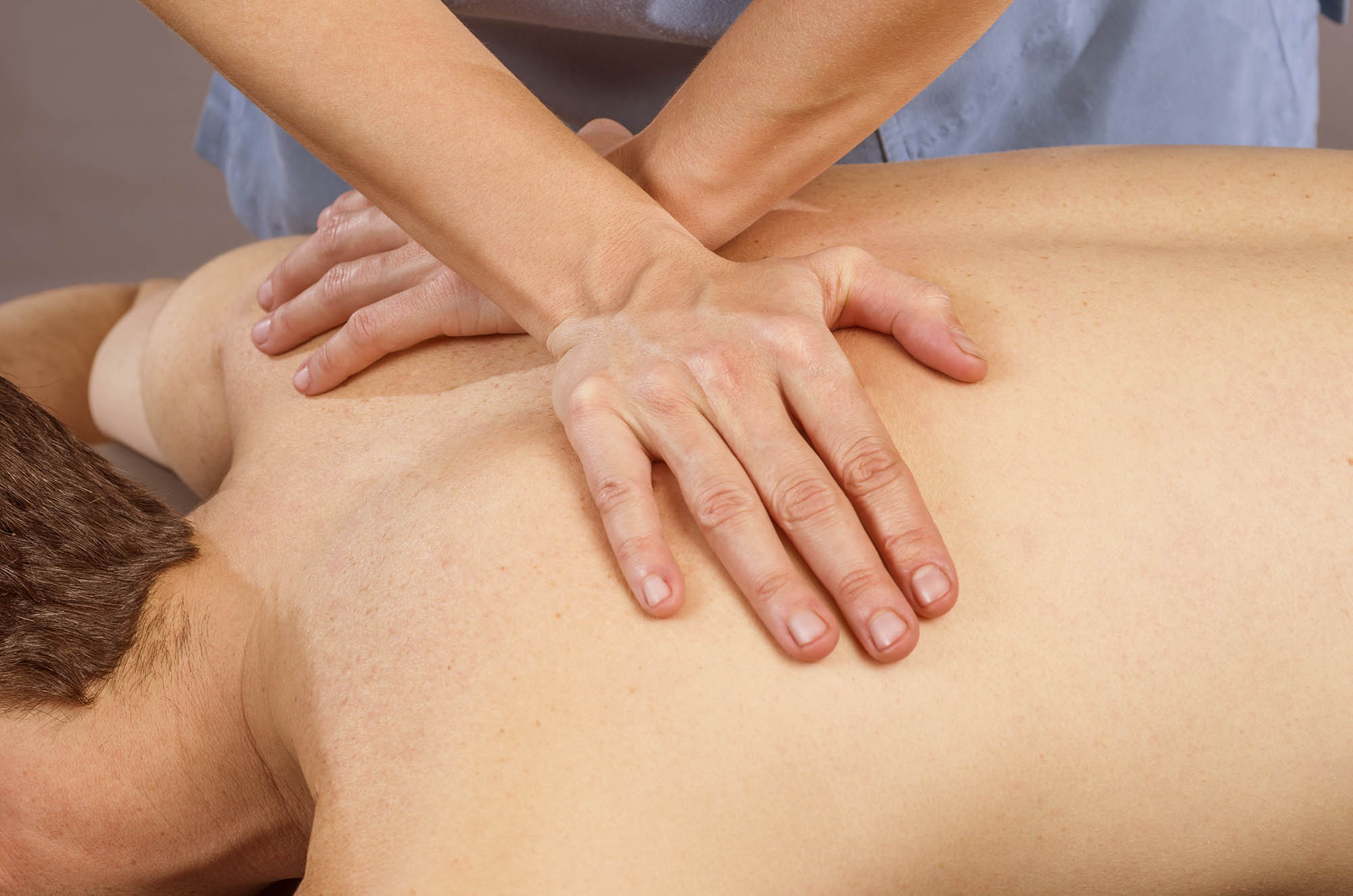 Osteopathy for men