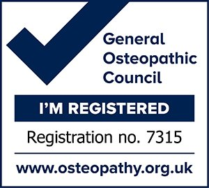 General Osteopathic Council Registration